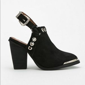 Jeffrey Campbell Colby Slingback mules